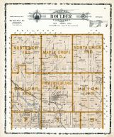 Boulder Township, Linn County 1907
